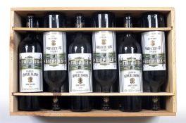 A case of twelve bottles of Chateau Leoville Barton Saint-Julien 2006Condition report: Purchased