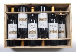 Eleven bottles of Chateau Trillol 2009Condition report: Purchased from The Wine Society and kept