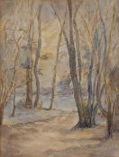 Ida Aitchison (20th Century) 'Rothay Beck', signed, titled verso, watercolour, 32 x 24.5cm and three