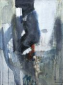 Bernard Kay (1927-2021) Elevated, 1958 signed, dated, and titled (to reverse) oil on board 76 x