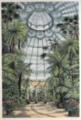 Arthur Byrne (b.1946) 'Laeken' lithograph, numbered 62/275, signed in pencil, lower right, unframed,