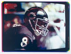 Andrew Holmes (b.1947) Chicago Bears, 198050/150, signed, titled, and numbered in pencillithograph58