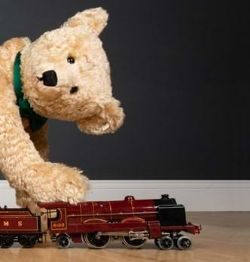 Timed Online Toys and Teddy Bears