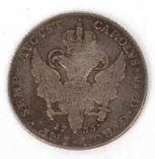 A Reichstaler 1735 Karl VI of Hamberg 29.5 grams in weightCondition report: Minor wear and marks