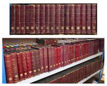 The Annual Register. 243 Vols. 1758 (Vol I. 9th Ed. Dodsley, London 1795) to 2011 (ex 1987/2000/