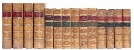 Burn (Richard & John) 'The Justice of The Peace and Parish Officer'. 18th Ed. 4 vols. 8vo.