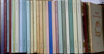Transactions of the English Ceramic Circle c25 Vols. c2015