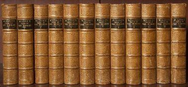 Wilson (John Mackay) Leighton (Alexander) Ed. 'Wilson's Tales of the Borders and of Scotland'. 12