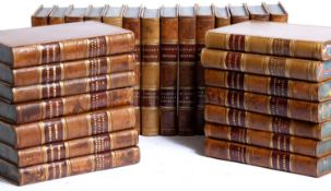 Lardner (Rev. Dionysius) 'The Cabinet Cyclopaedia'. First half of 19th century. Longman et al,