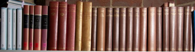 Mixed general literature including Henry James Kipling, Waugh, Trollope etc c.60 booksCondition