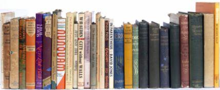 20th century Poetry - C.P. Cavafy, W.H. Auden, Larkin, A.E. Houseman plus Meyer (Franz) A Handbook