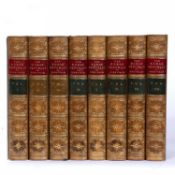 Merivale (Charles, Rev) English Clergyman and Historian (1808-1893) History of the Romans under