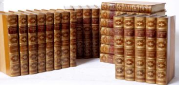 Scott (Sir Walter) Waverley Novels. Centenary Edition with portrait frontispiece and engraved