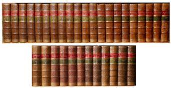 Blackwood's Magazine. Vols. LXVII (Jan-June 1850) to Vol C. (July-Dec. 1866) ex Vol. LXXIX (Jan-June