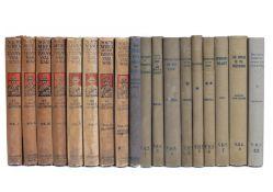 Creswicke (Louis) South Africa and the Transvaal War, Jack, Edinburgh 1900. 8 vols. Dec. bindings
