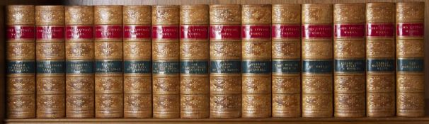 Bulwer-Lytton (Edward, Lord Lytton) Works there of in 14 Vols. Knebworth Edition. George