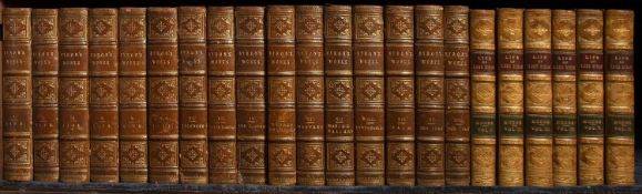 Moore (Thomas) 'The Works of Lord Byron with his letter's and Journals and His Life'. 16/17 Vols.