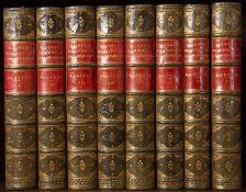 Moore (Thomas) Irish Writer (1779-1852) 'Memoirs, Journal & Correspondence'. 8 Vols. Lord John