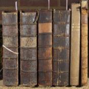 A group of three Antiquarian Legal titles:- Ecclesiastical Law. Vols I & II. Burn 1763 x 2