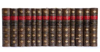Dickens (Charles) 'The Charles Dickens Edition' of the Works thereof. 8 Vols. Chapman and Hall,