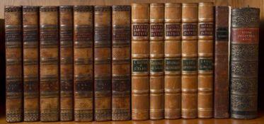 MacKnight (James) 'Apostolical Epistles'. 5/6 Vols only. Longman et al, London 1816. Uniformly bound