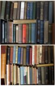 Mixed English Literature and Poetry approximately, fifty titles