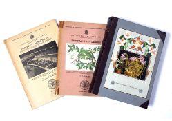 Hoehne (F.C) Iconografia de Orchidaceas do Brasil in Portuguese. 1949. Multiple plates. Small Fo.