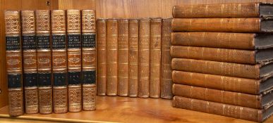 Hume (David) 'The History of England'. 12 Vols. plus index (13) Cooke's Pocket Edition. With