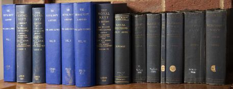 'Official History of the War' 'Naval Operations'. 5 Vols with maps. Longmans, London 1920-1931