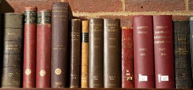 Fox-Davies (Arthur Charles) 'A Complete Guide to Heraldry'. Jack, London. n/d c.1900. Lib. binding
