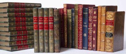 Thackeray (William Makepeace) (1811-1863) British Novelist. 'New Century Library'. Thomas Nelson,