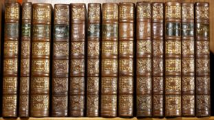 Bulwer-Lytton (Sir Edward) A Complete Collection of Works. 13 Vols. Routledge, Chapman & Hall c1850.