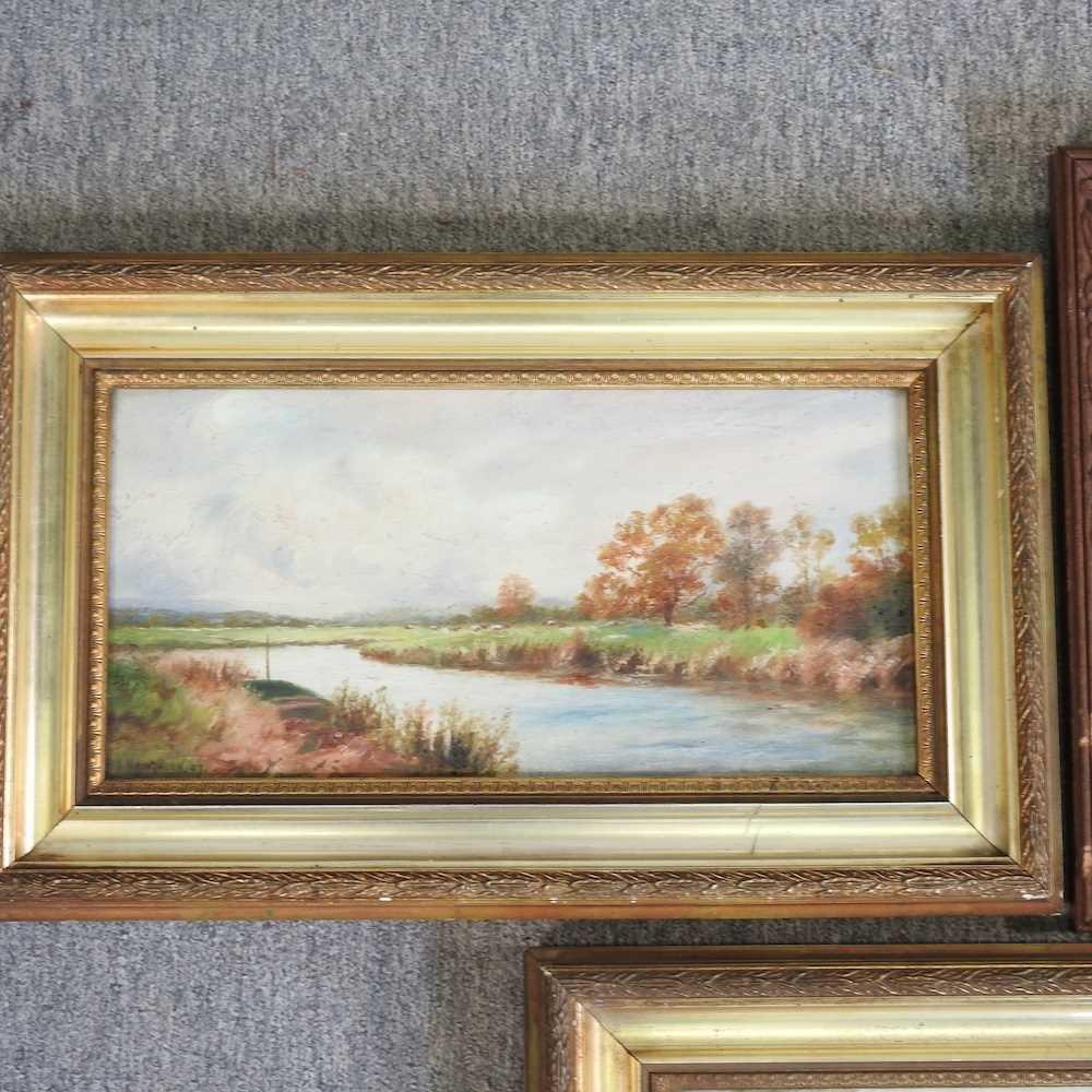 Hawthorn, 20th century, landscape - Image 4 of 8
