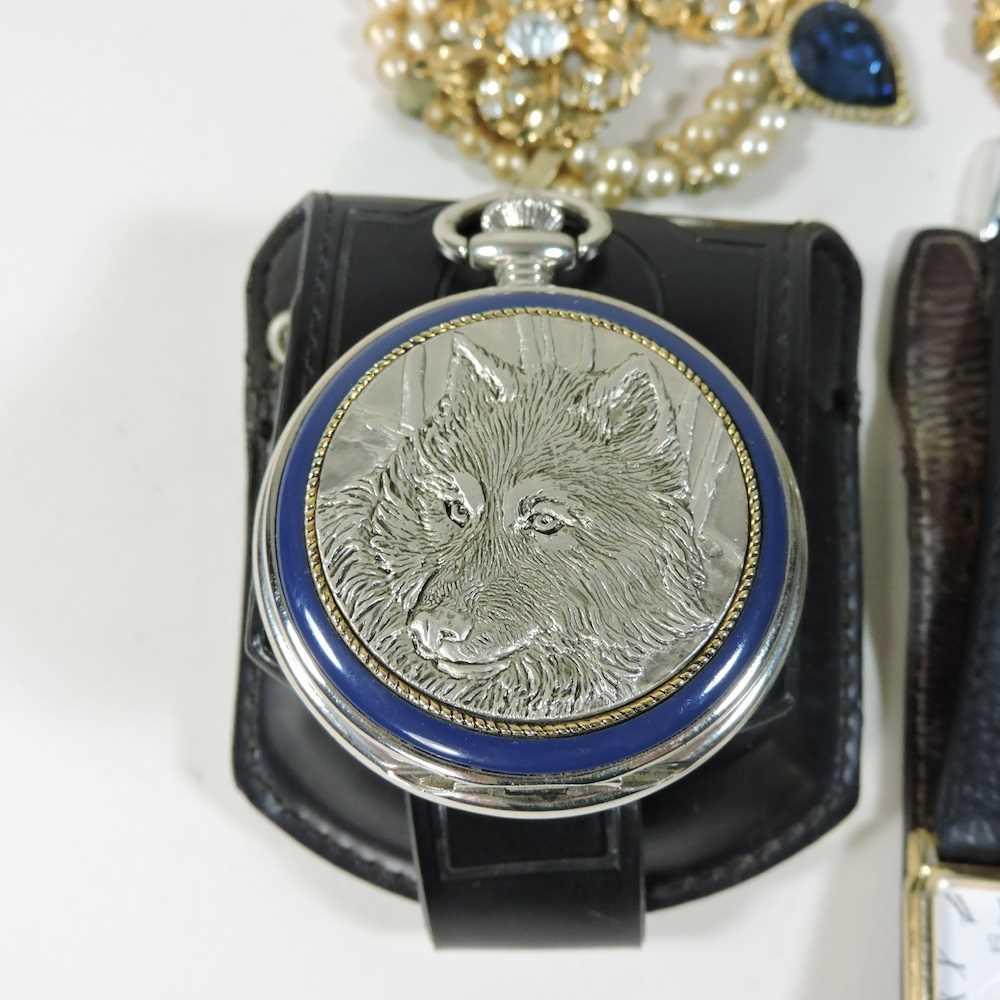 A Longines ladies wristwatch - Image 5 of 10