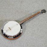A Stagg banjo