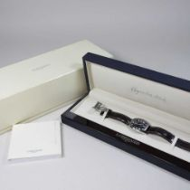 A modern Longines automatic steel cased gentleman's wristwatch