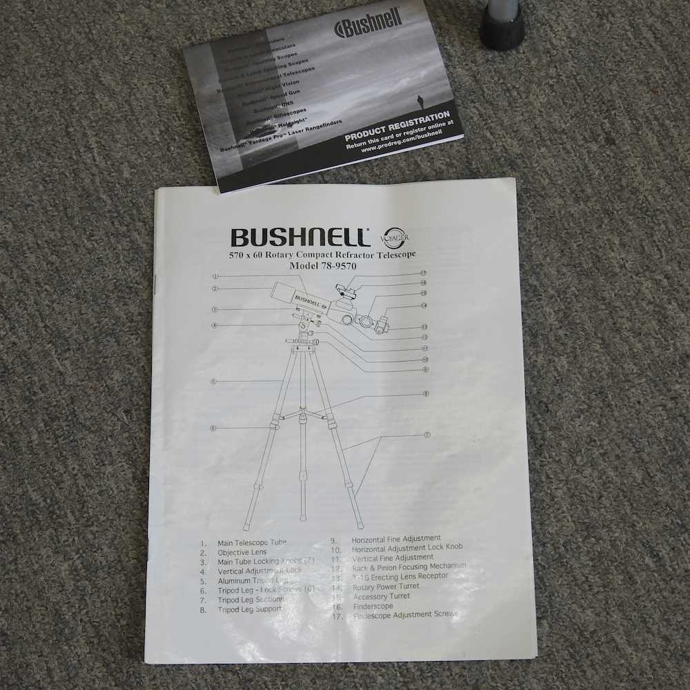 A Bushnell telescope - Image 2 of 9