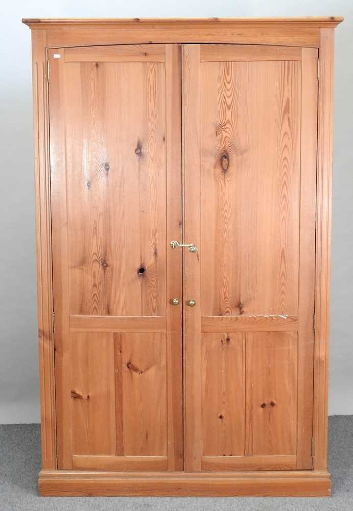 A mid 20th century pine cabinet - Image 3 of 9