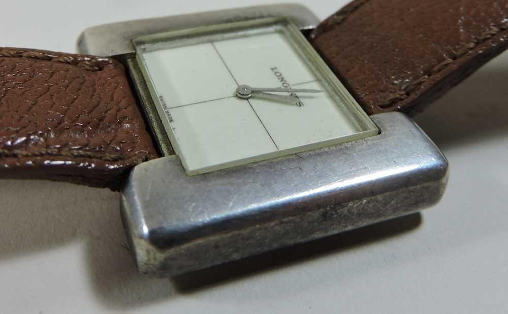 A Longines ladies wristwatch - Image 9 of 10