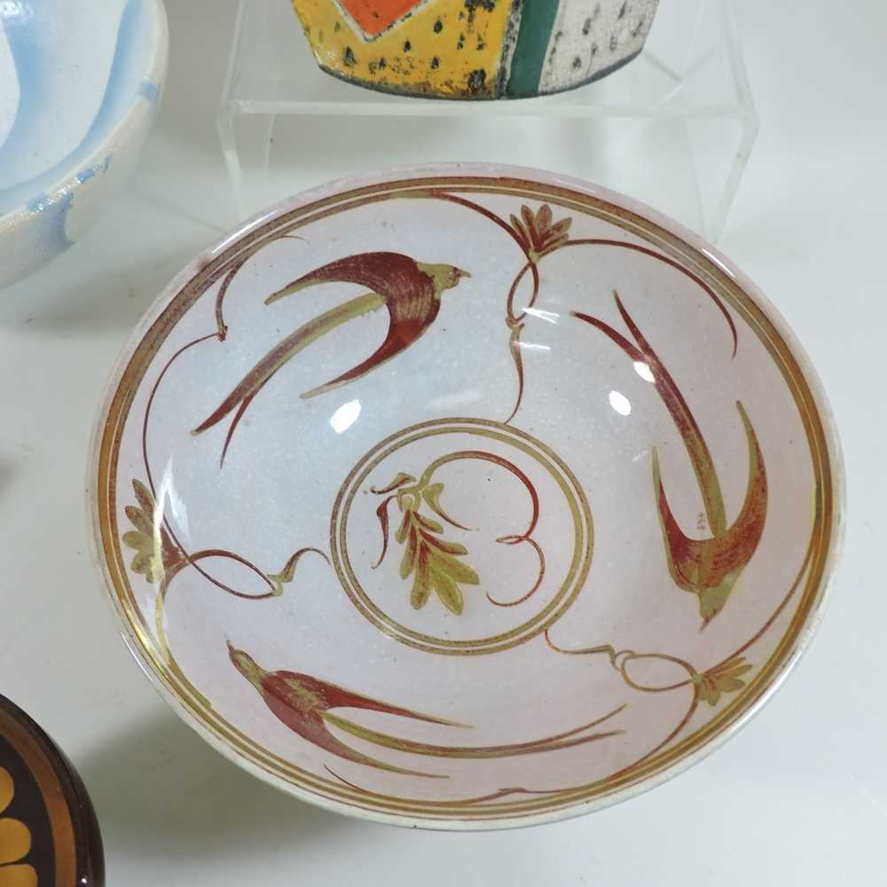 A collection of studio pottery - Image 5 of 5