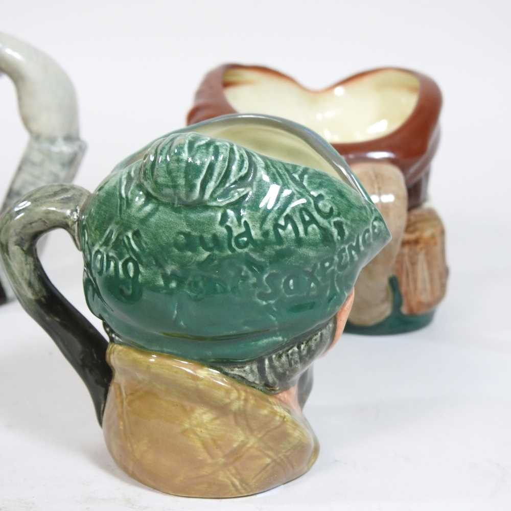 A collection of Royal Doulton Toby jugs - Image 9 of 14