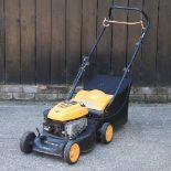 A McCulloch 440 petrol lawnmower