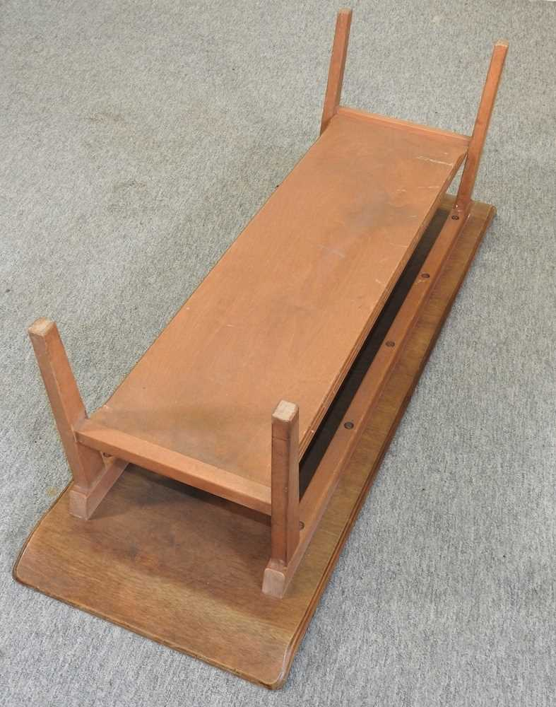 A 1970's teak coffee table - Image 5 of 5