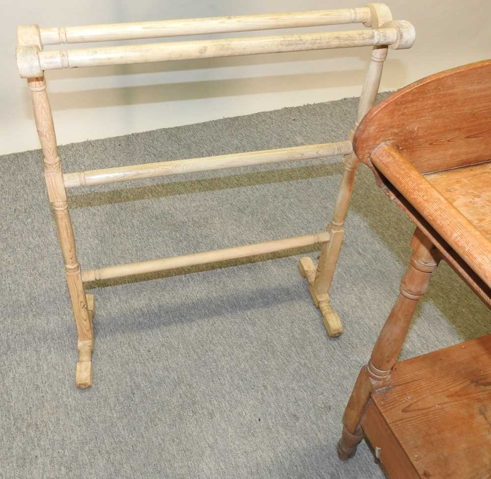 An antique wash stand - Image 10 of 11