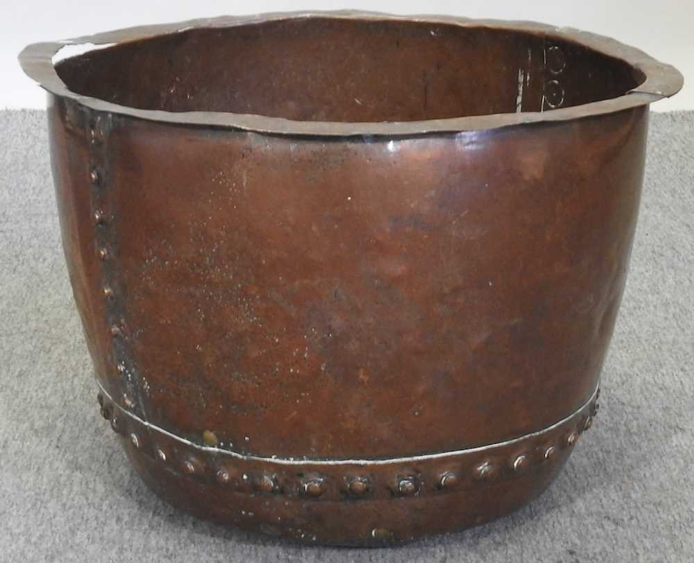 An antique copper copper - Image 4 of 6