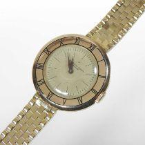 An Audemars Piguet 18 carat gold cased vintage ladies wristwatch