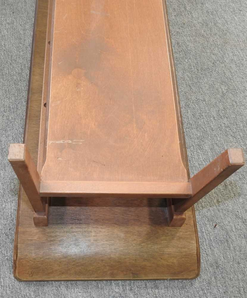 A 1970's teak coffee table - Image 2 of 5