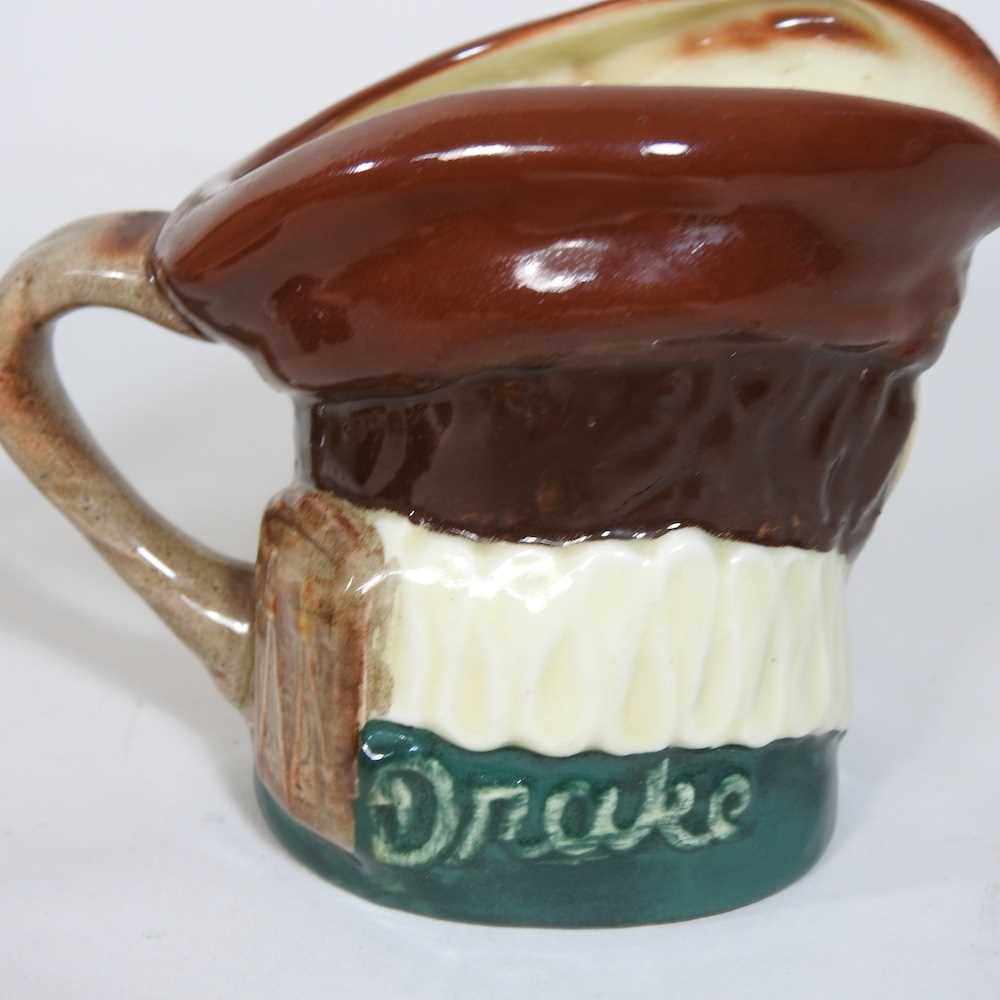 A collection of Royal Doulton Toby jugs - Image 10 of 14