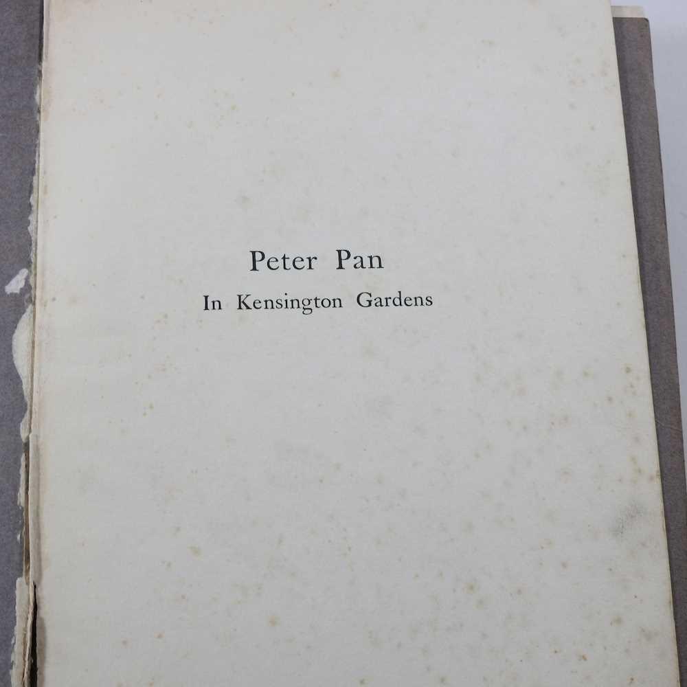 Peter Pan in Kensington Gardens, by J M Barrie - Image 7 of 16