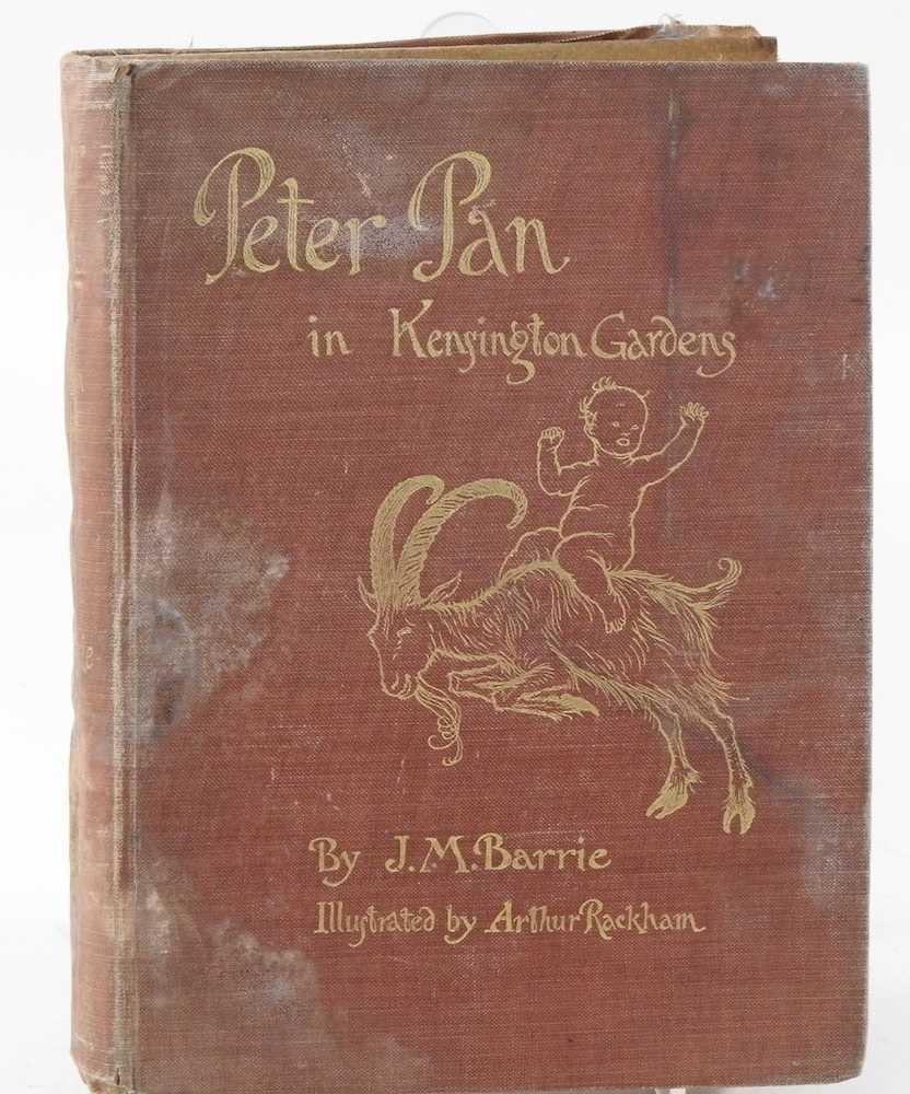 Peter Pan in Kensington Gardens, by J M Barrie - Image 3 of 16